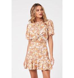 MINKPINK El Royal Mini Skirt