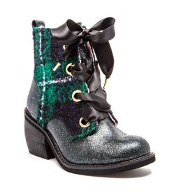 Irregular Choice Quick Getaway Green