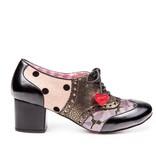 Irregular Choice Clara Bow Black/Pink