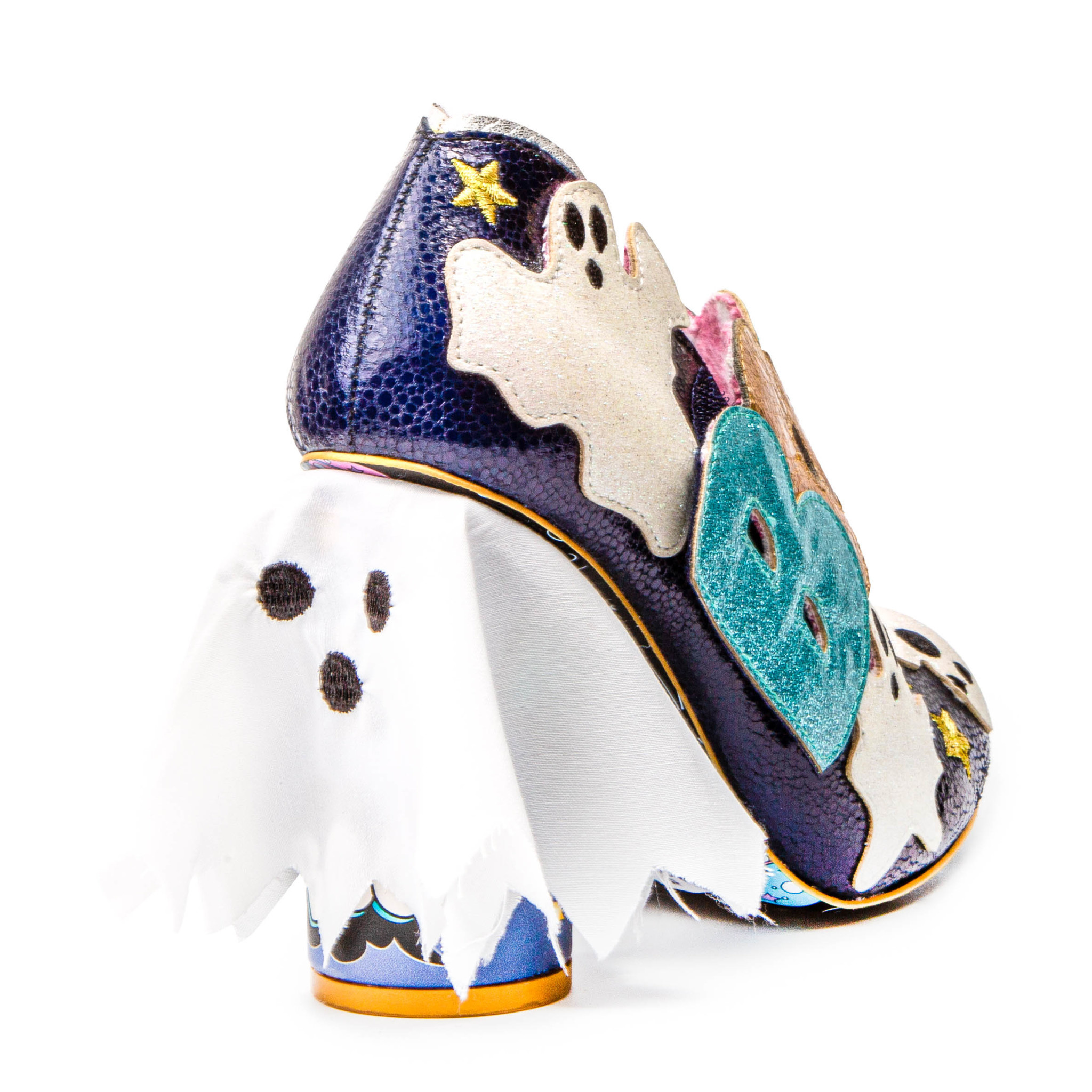 Irregular Choice Ectoplasmic