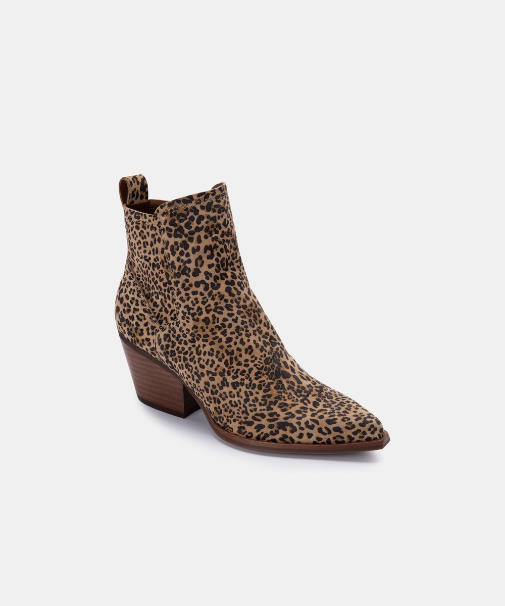 Dolce Vita Sammy Dusted Leopard Boot