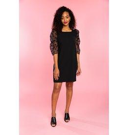 Crosby By Mollie Burch Bexley Dress Black