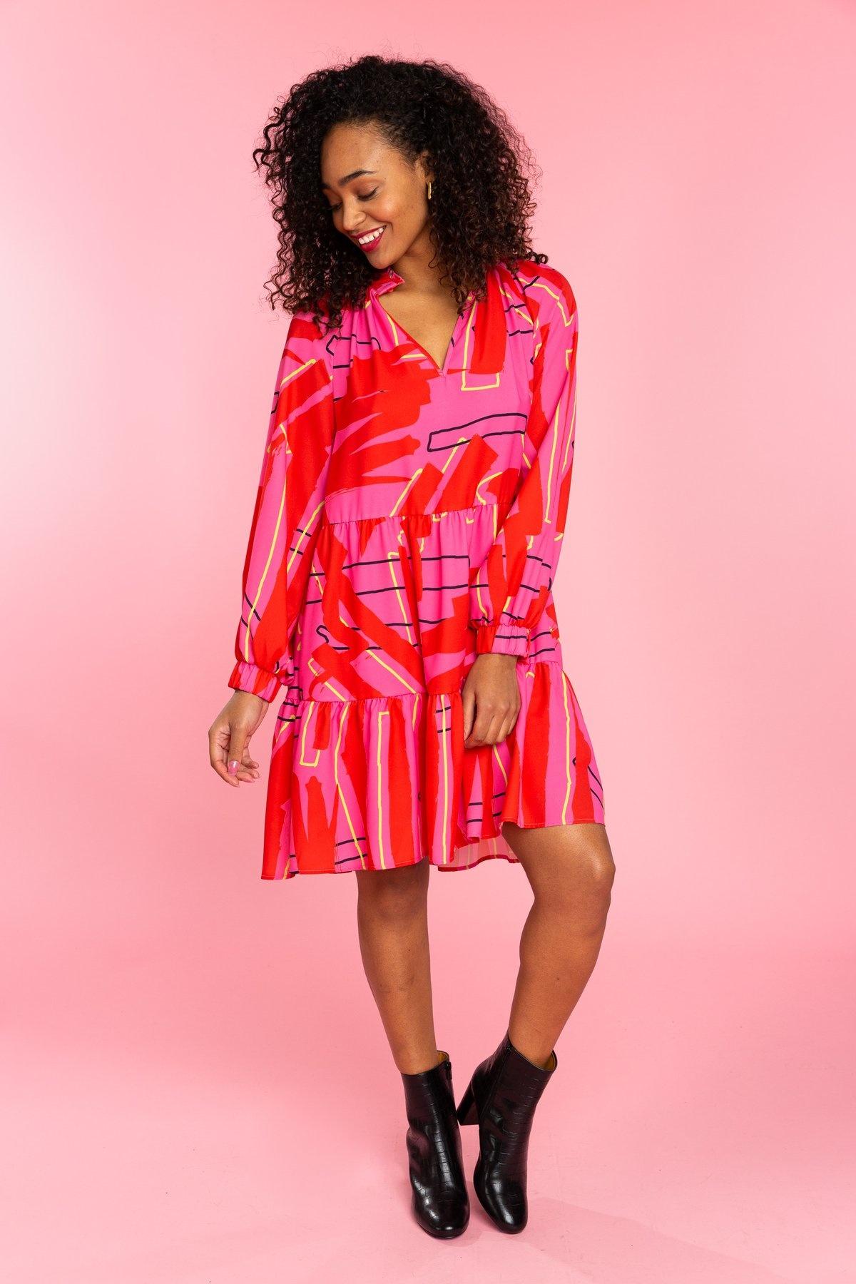Crosby By Mollie Burch Belle Dress Sprinkles