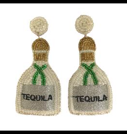 Allie Beads Tequila Earrings