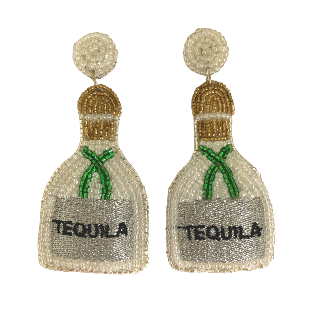 Allie Beads Tequila Earrings