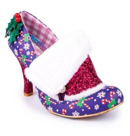 Irregular Choice Festive Flack