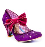 Irregular Choice Robin Purple