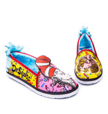 Irregular Choice It's Fun To Have Fun Flat