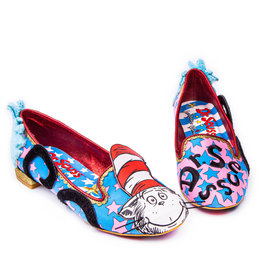 Irregular Choice Dr Seuss Flat