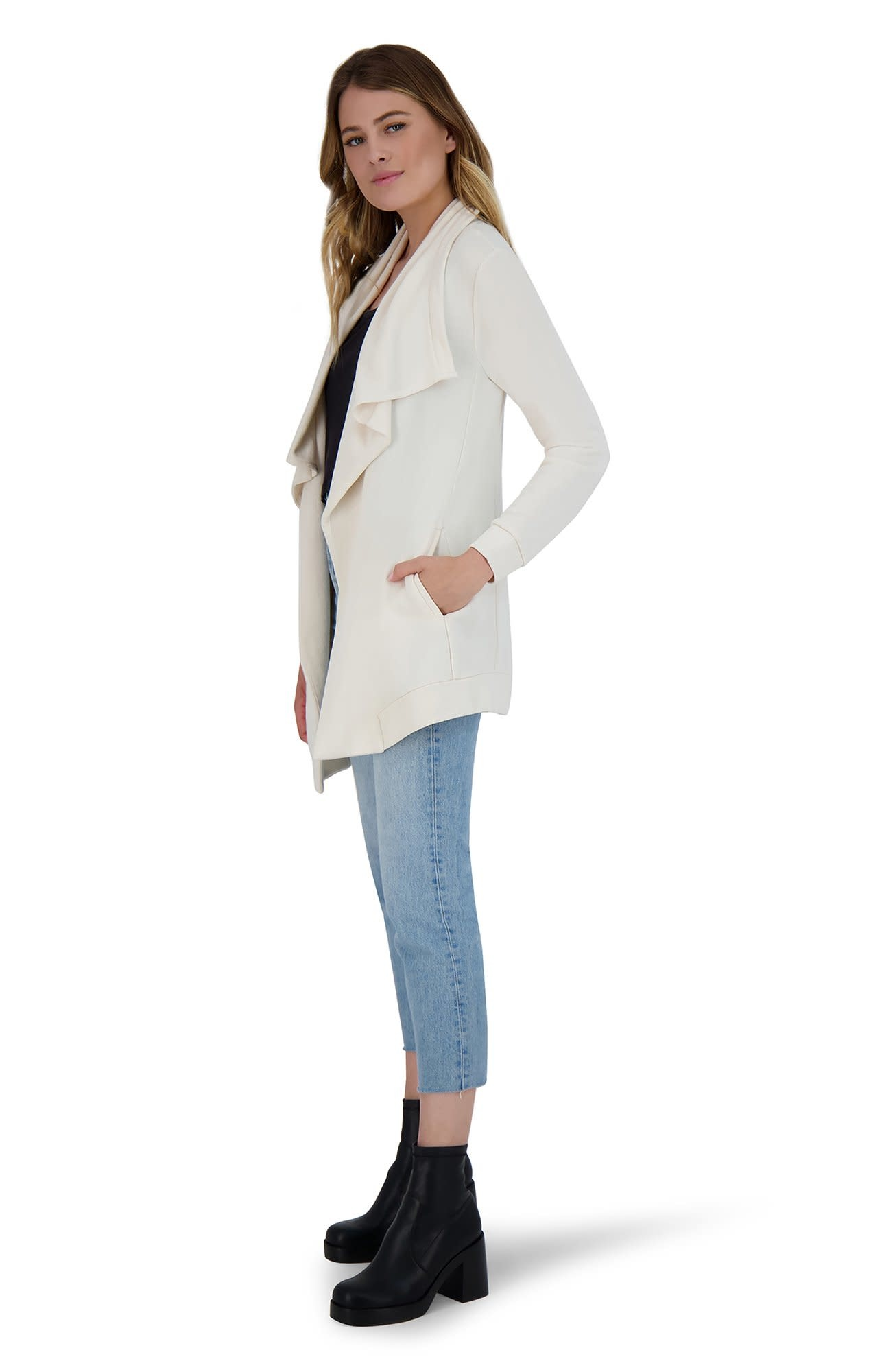 BB Dakota Rain Shadow Cardigan