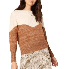 Faith Oatmeal Sweater