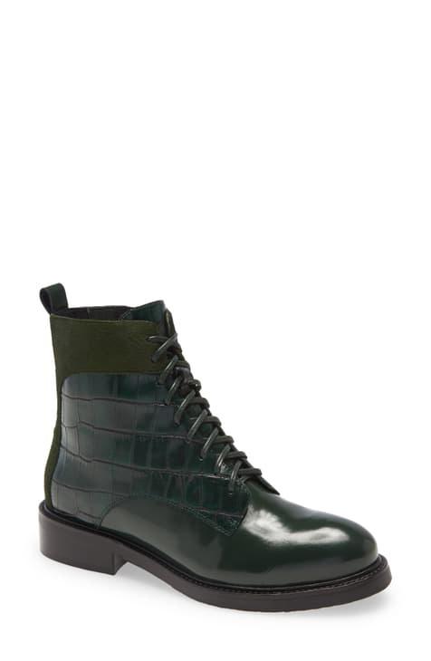 Jeffrey Campbell Fischer Green Boot