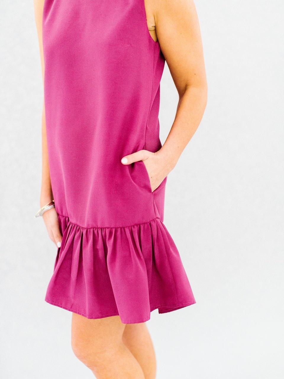 La Roque Mulberry Libba Dress
