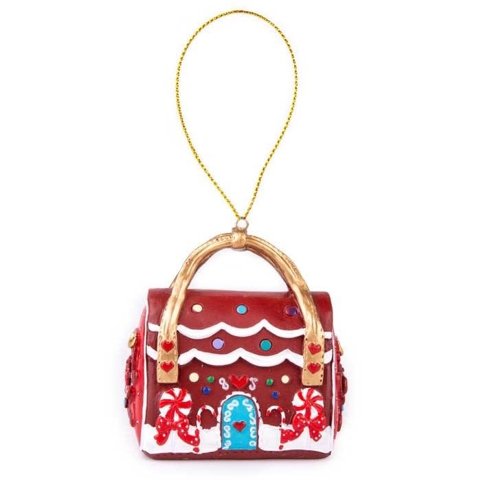 Irregular Choice House Party Bag Ornament