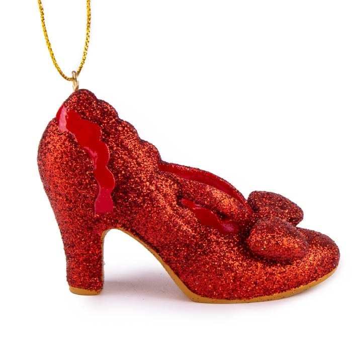 Irregular Choice Twinkle Red Ornament