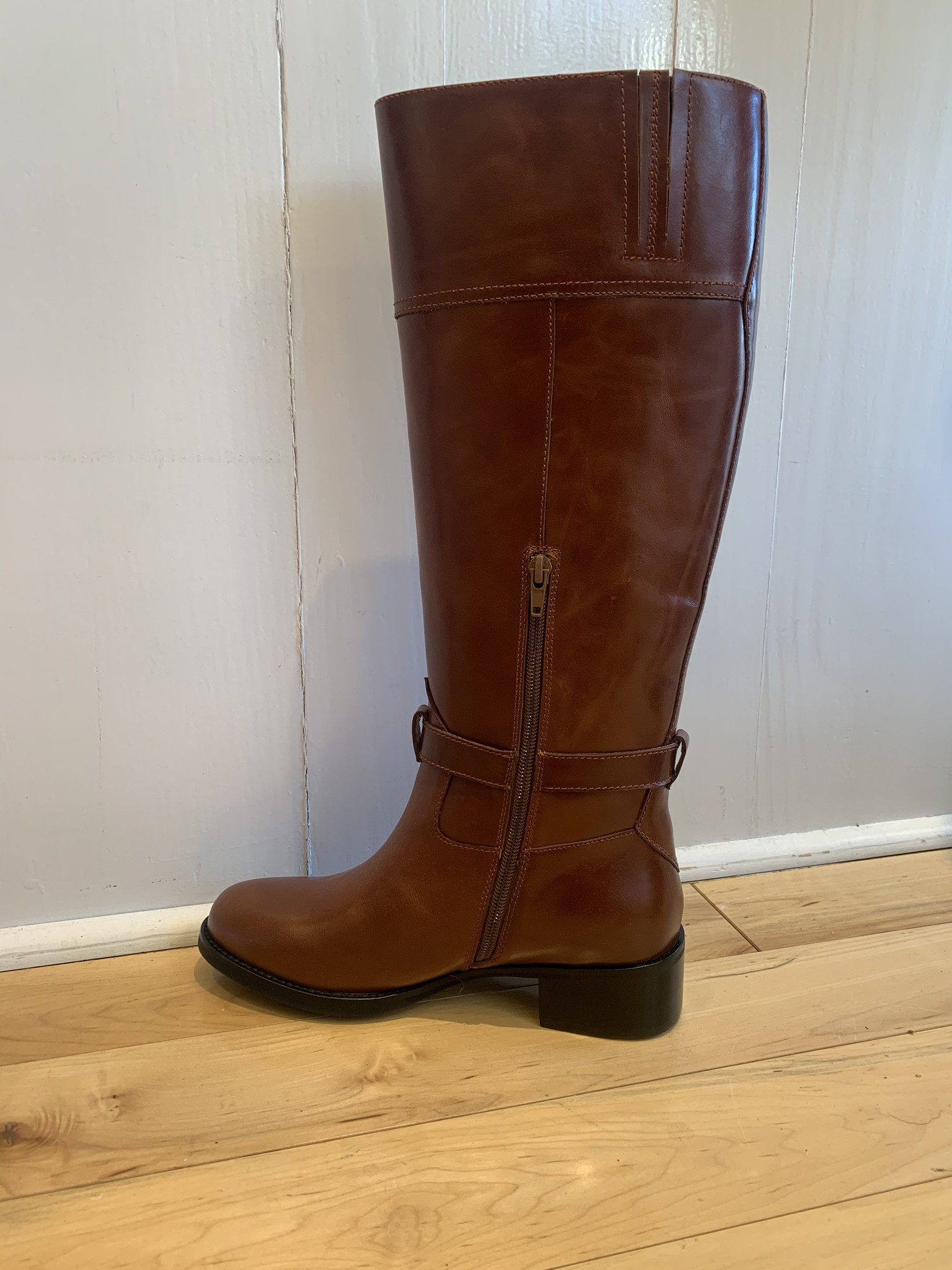 Jeffrey Campbell Glamping Brown Boot