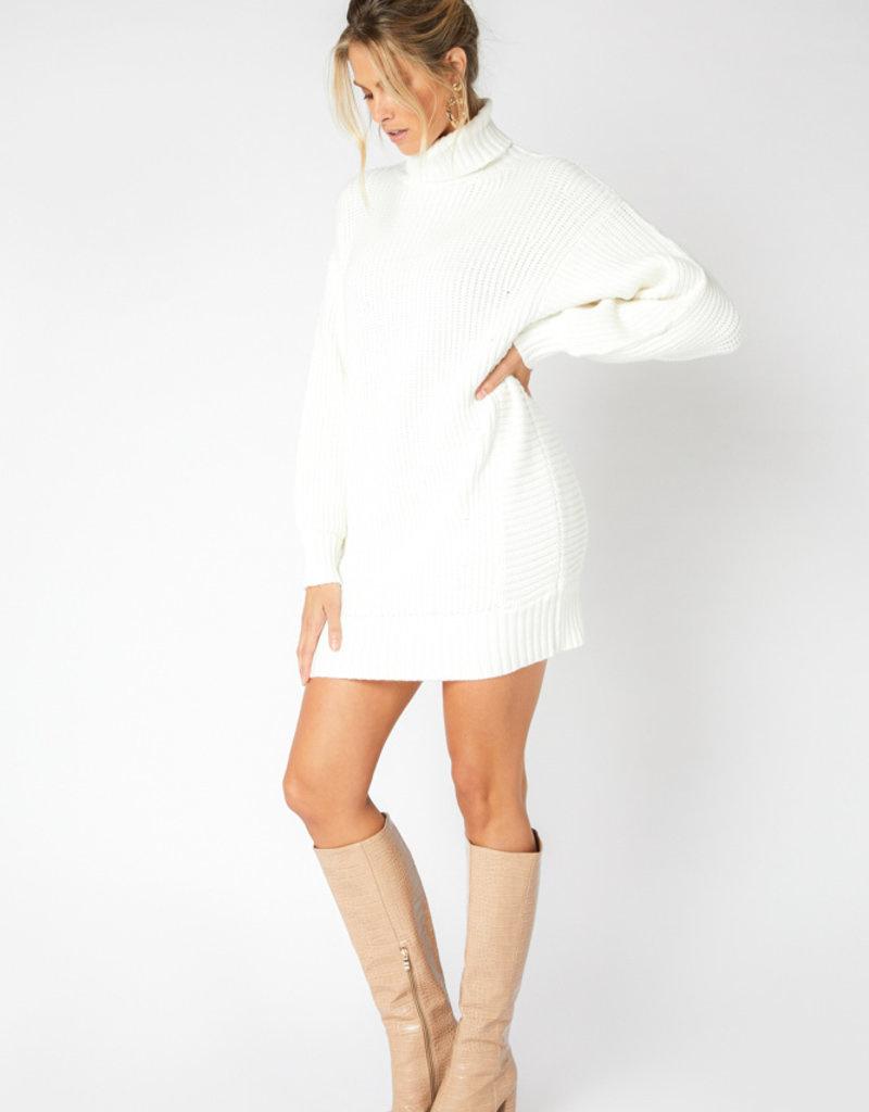 MINKPINK Echoes Knit Dress