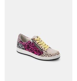 Dolce Vita Miya Sneakers  Magenta  Leopard