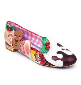 Irregular Choice Xmas Lunch
