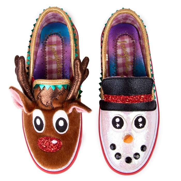 Irregular Choice Festive Friends