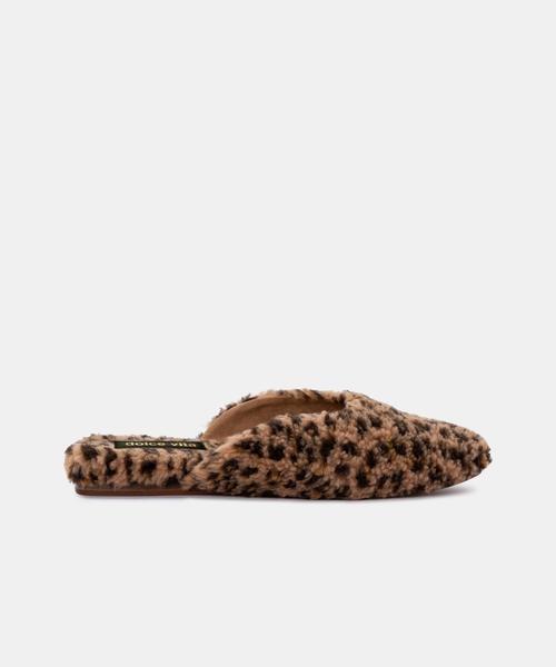 Dolce Vita Saydee Leopard Slipper
