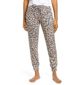 Project Social T Lovin Leopard Pant