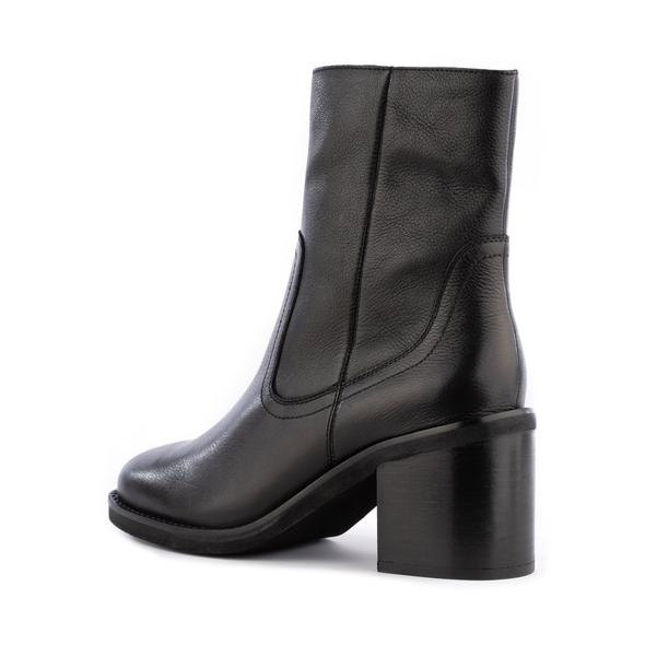 Seychelles Turbulent Black Tumbled Boot