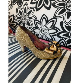 Irregular Choice Ban Joe Gold