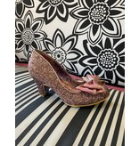 Irregular Choice Ban Joe Rose Gold