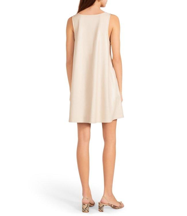 BB Dakota A-OK Bone Dress