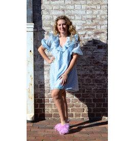 Crosby By Mollie Burch Presley Dress in Ether