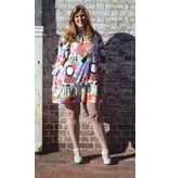 Crosby By Mollie Burch Flynn Dress in Terrazzo