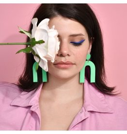 Night Moves Atelier 'Here For it' Arches in Seafoam Slay