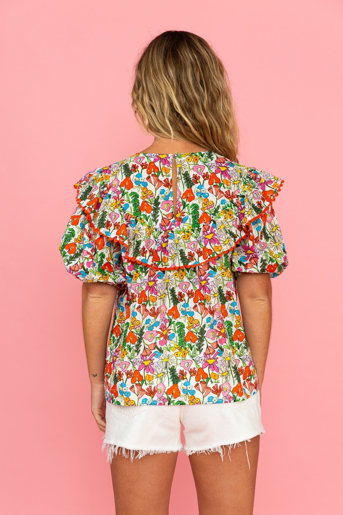 Crosby By Mollie Burch Frances Top Giverny