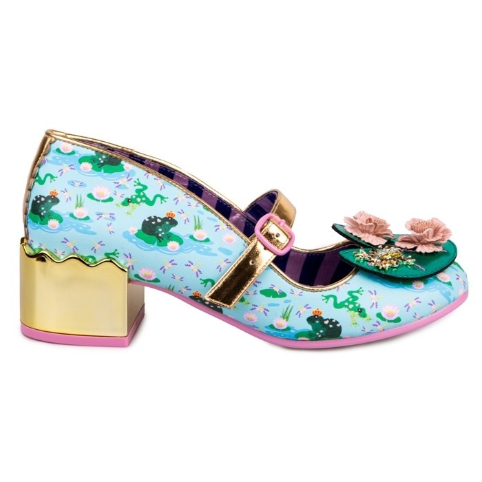 Irregular Choice Lilypond