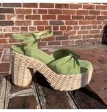 Jeffrey Campbell Tea Party Platform Sandal
