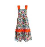 Crosby By Mollie Burch Bowie Dress in Begonia