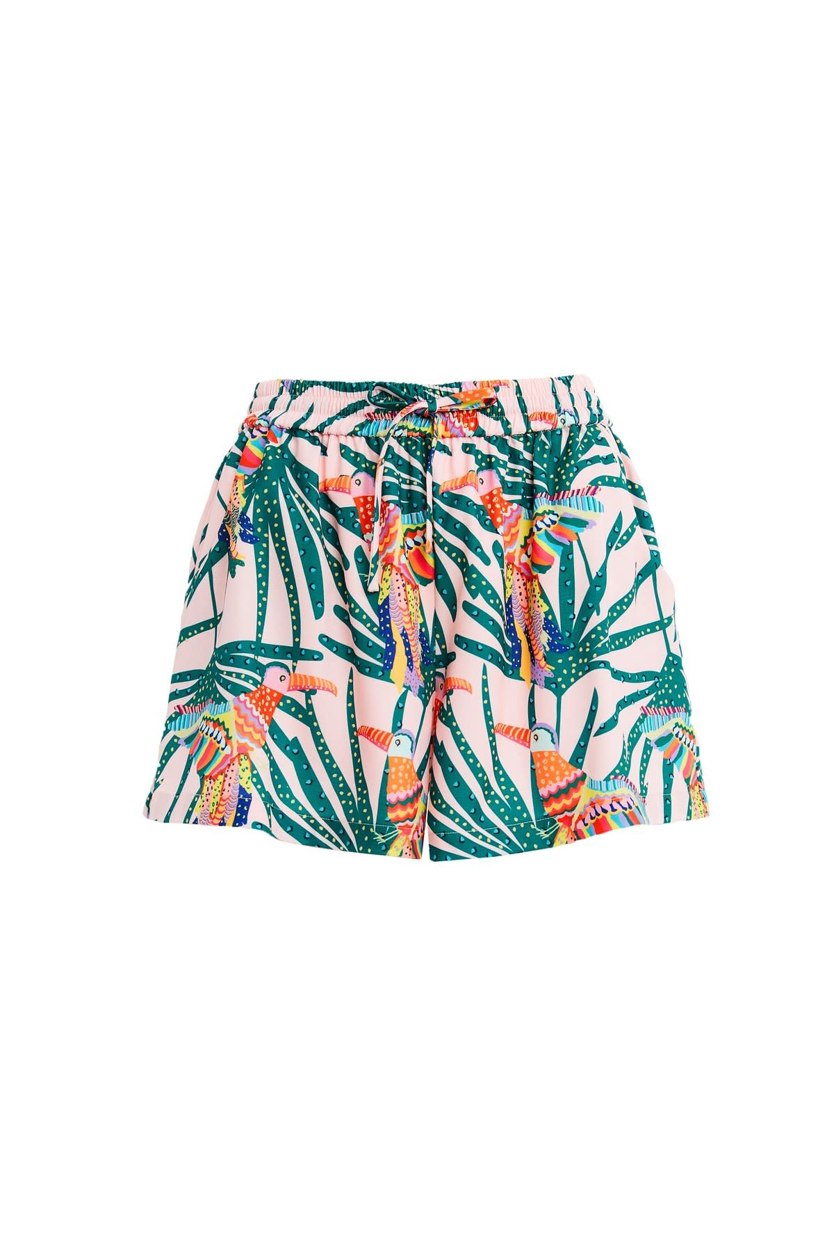 Crosby By Mollie Burch Sara Short in Parrot Party