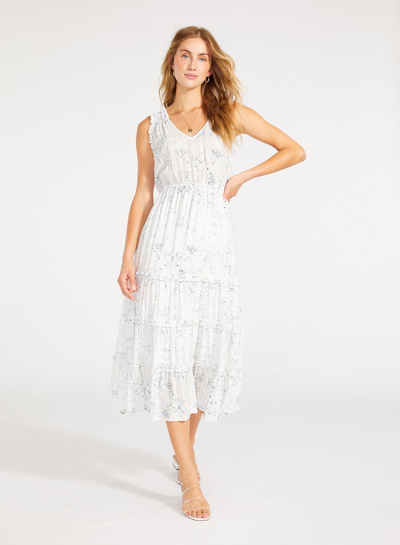 BB Dakota Crystal Clear Dress