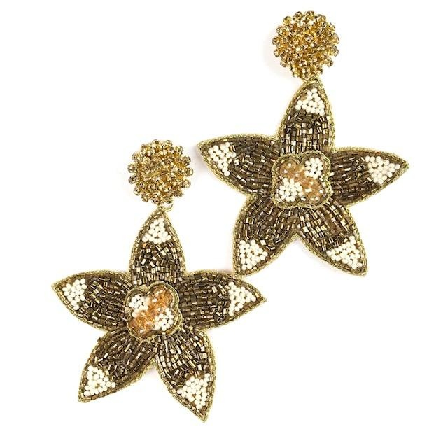 Allie Beads Sabrina Earrings