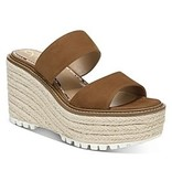 Sam Edelman Luca Double Strap Espadrille Wedge