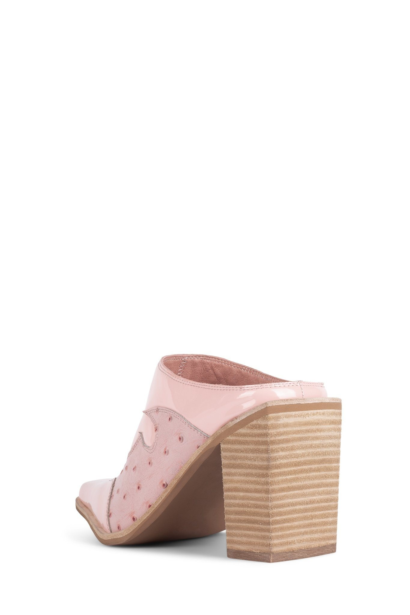Jeffrey Campbell Cowgirl Pink Mule