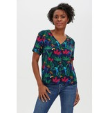 Sugarhill Brighton Hatty Shirt in Birds in Paradise