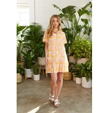 Crosby By Mollie Burch Calee Dress in African Sunset