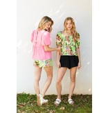 Crosby By Mollie Burch Remi Top In Guava