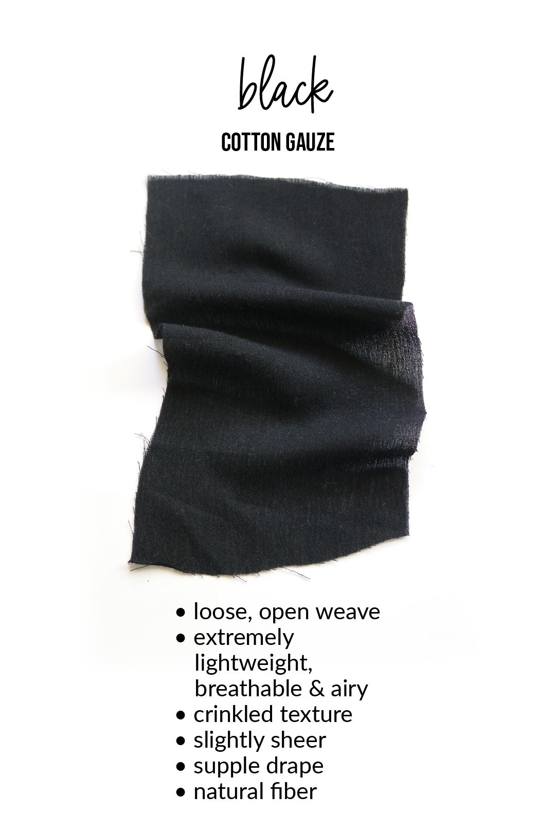 Crosby By Mollie Burch Sara Short in Black