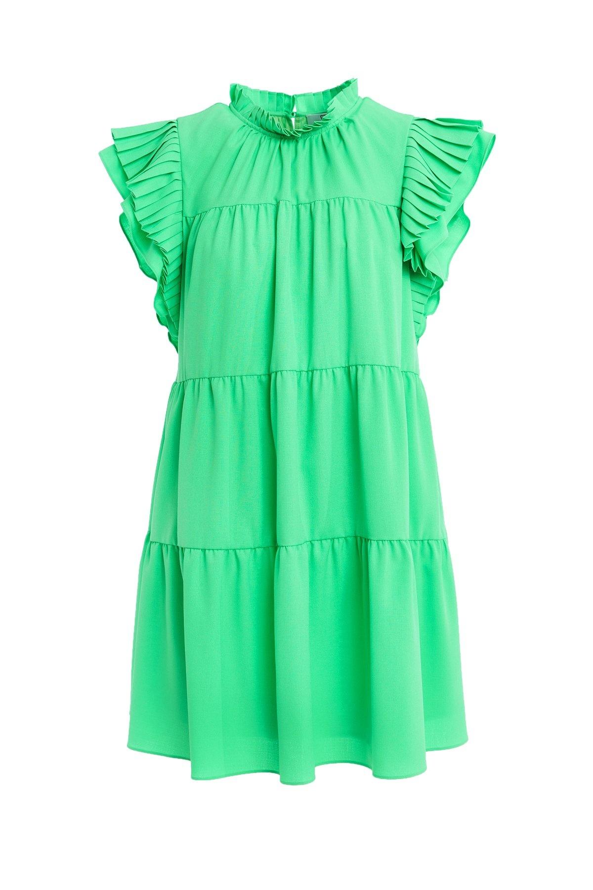 Crosby By Mollie Burch Millie Dress in Parakeet