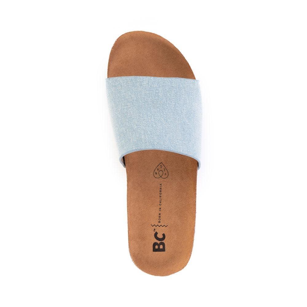 Get Going Blue Sandal