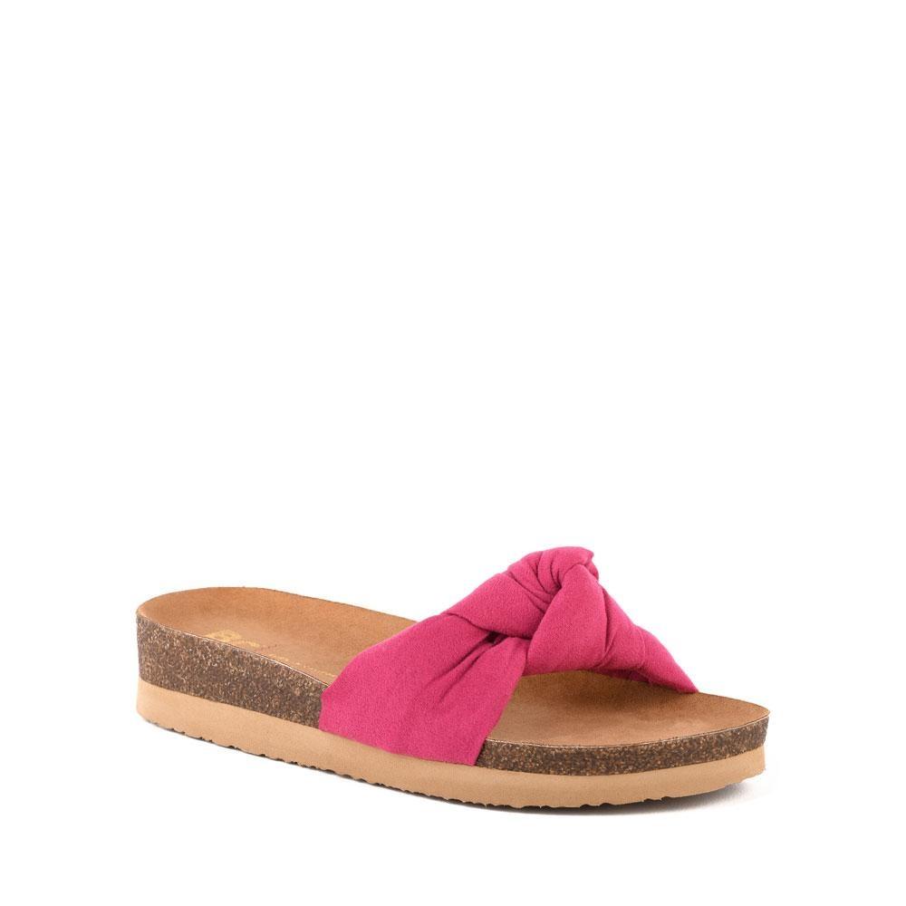 Reunion Sandal Fuchsia