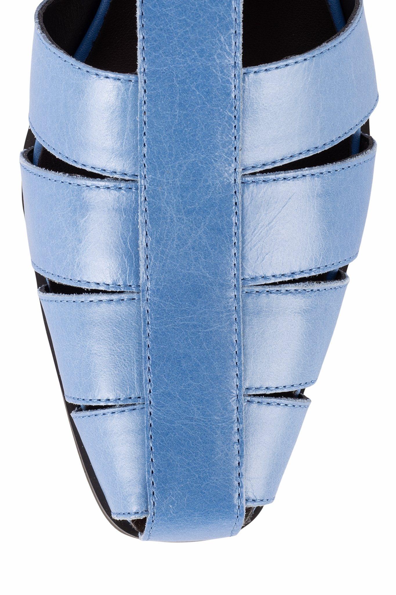 Jeffrey Campbell Landen Blue Sandal